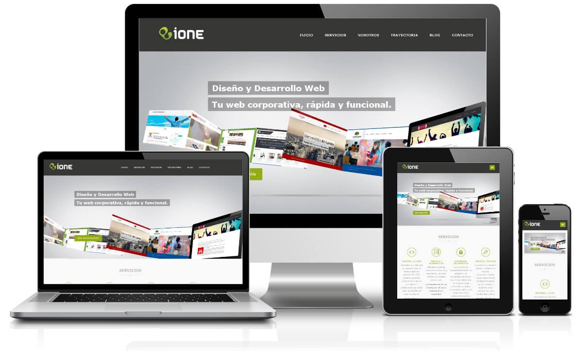 Presentamos nueva web