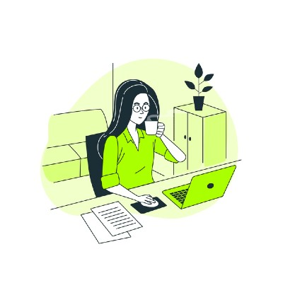 ilustracion-concepto-trabajador-autonomo_114360-1162